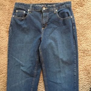 "Nice Women's Size 10R ""Merona"" Bootcut Denim Jeans"